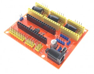 Shield v4 A4988 do Arduino Nano CNC drukarka 3D