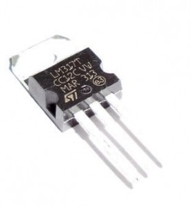 LM317T Stabilizator Regulowany 1.2-37V 1,5A TO220